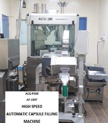 CAPSUE FILLING MACHINE